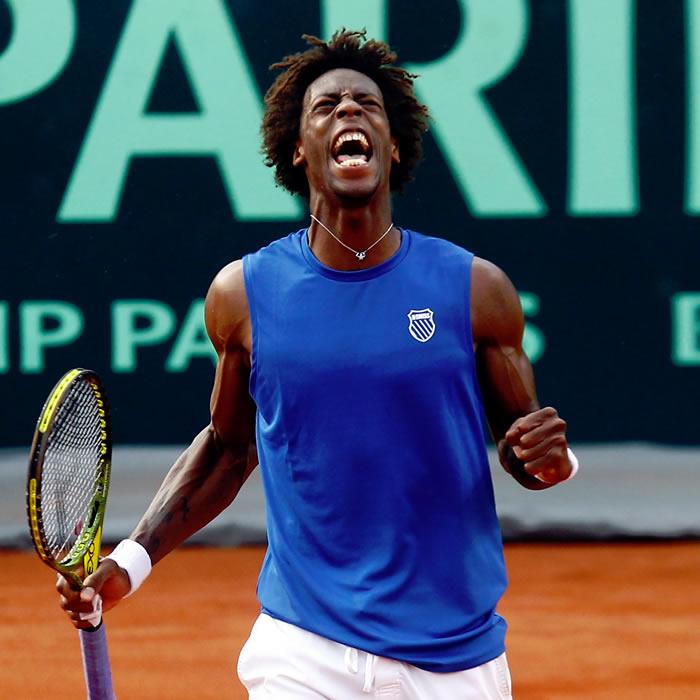 Francia: cuatro tenistas en el Top 20
