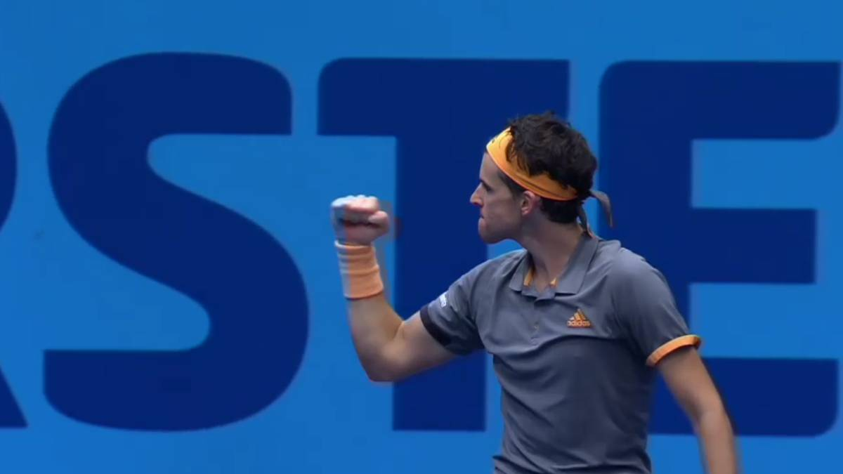 Dominic Thiem se corona en casa y se convierte provisionalmente en el jugador que más títulos ha levantado en la ATP en 2019