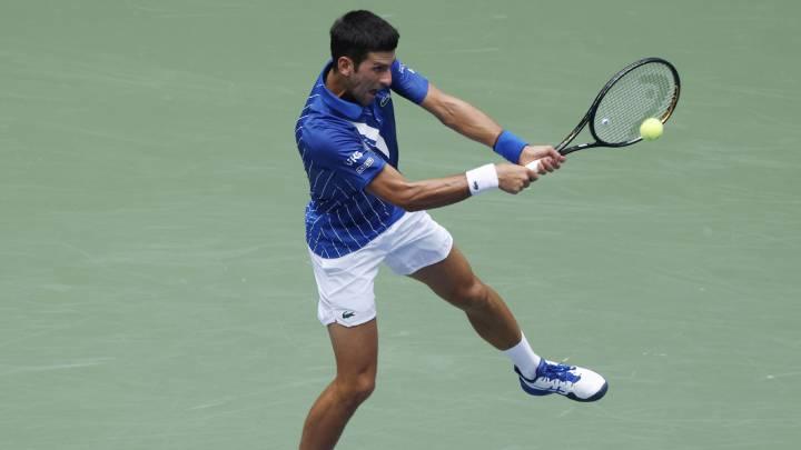 US Open: Djokovic viene de atrás y vence a Kyle Edmund, en la rama femenil Petra Kvitva avanzó a la tercera ronda