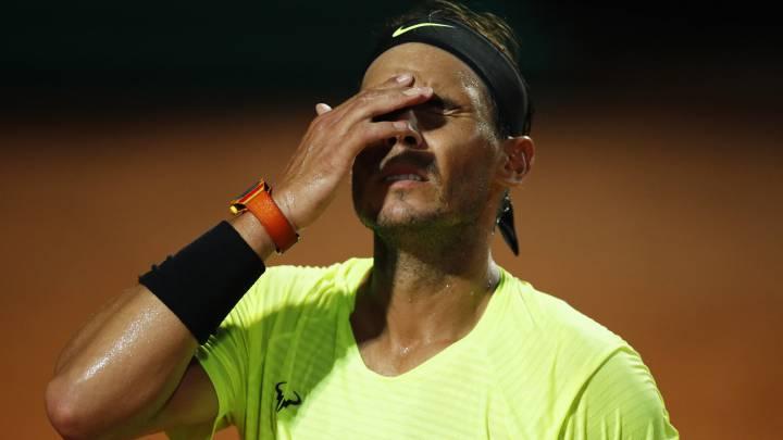 Resumen Ganador Y Resultado Del Nadal Schwartzman Cuartos De Final Del Masters De Roma As Com