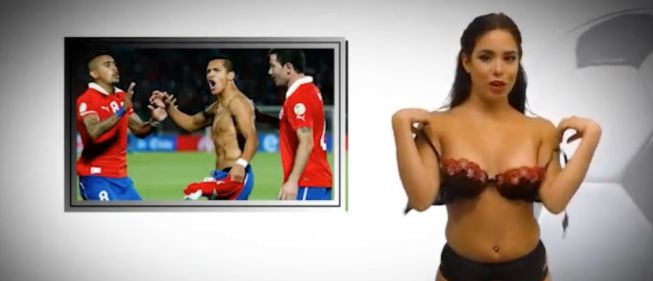 Videos de mujeres desnudas dando el pronostico del tiempo foto 18