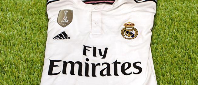 467c2ec44cc69 Así luce la camiseta blanca el título de Campeón del Mundo - AS.com