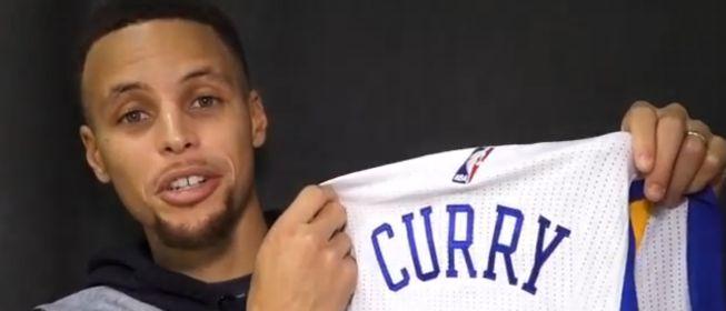 De crack a crack: Curry le pide a Messi que lo vaya a ver jugar