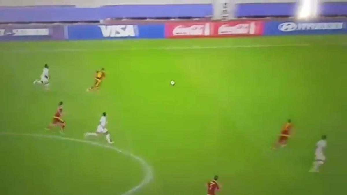 Video: El jugador más rápido del fútbol actual: barbaridad de sprint ...