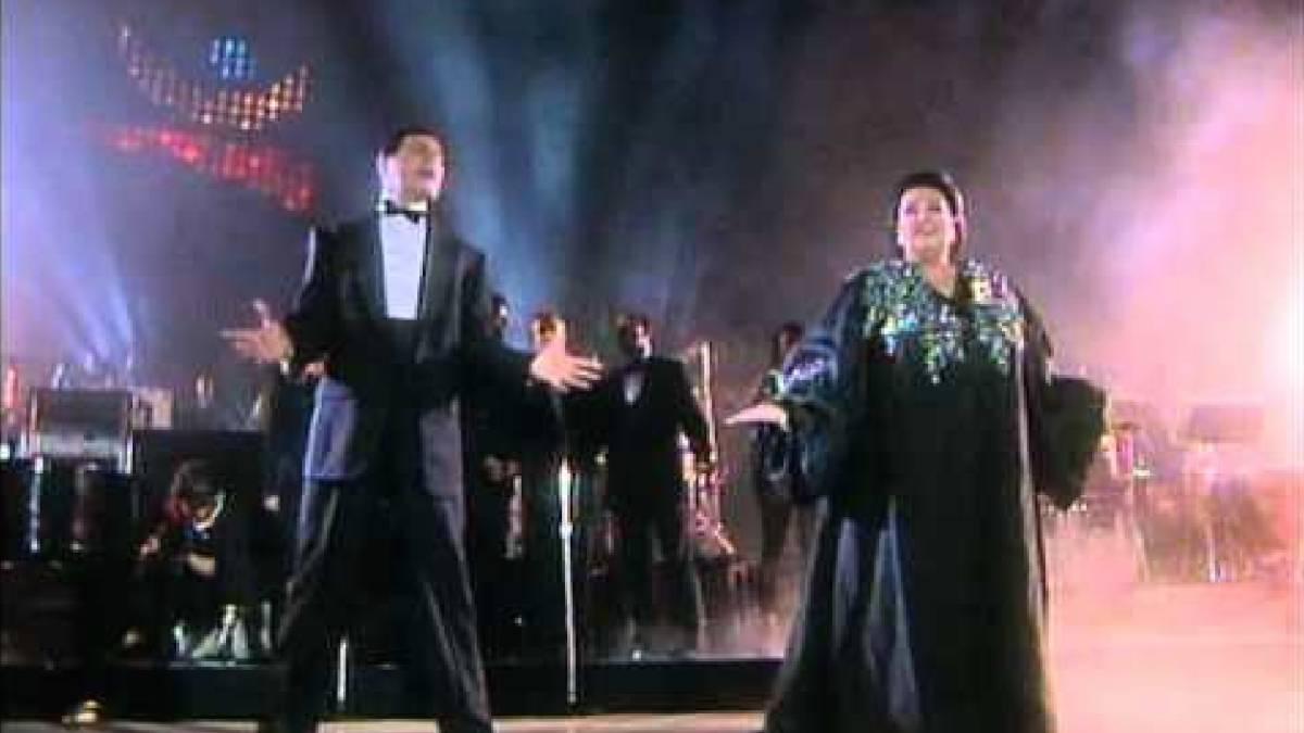 Barcelona El Himno Olimpico De Montserrat Caballe Con Freddie