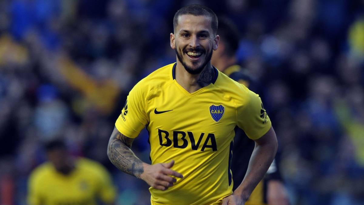 separation shoes ddf35 fb5c5 Doblete del 'Pipa' Benedetto en el triunfo de Boca Juniors
