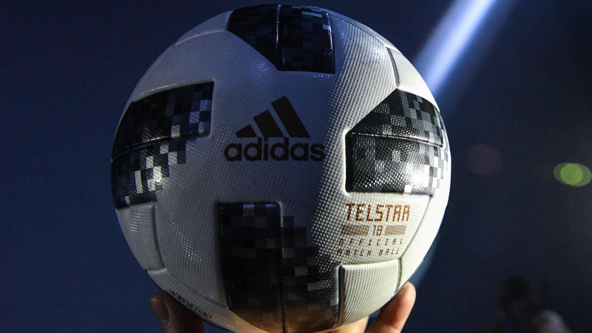 6db73c59b29e7 Este es el balón del Mundial de Rusia 2018