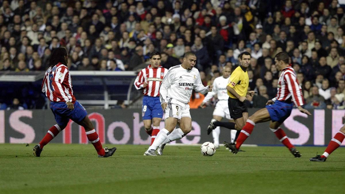 VÍDEO | Goles rápidos y agónicos del derbi: hay uno del brasileño Ronaldo - AS.com