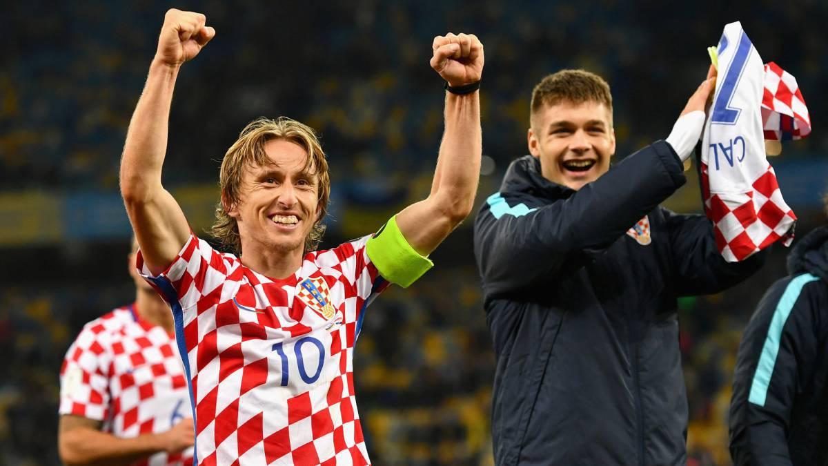 08a50b0f8966e vídeo I Así juega la Croacia de Modric y Rakitic que se enfrentará a ...
