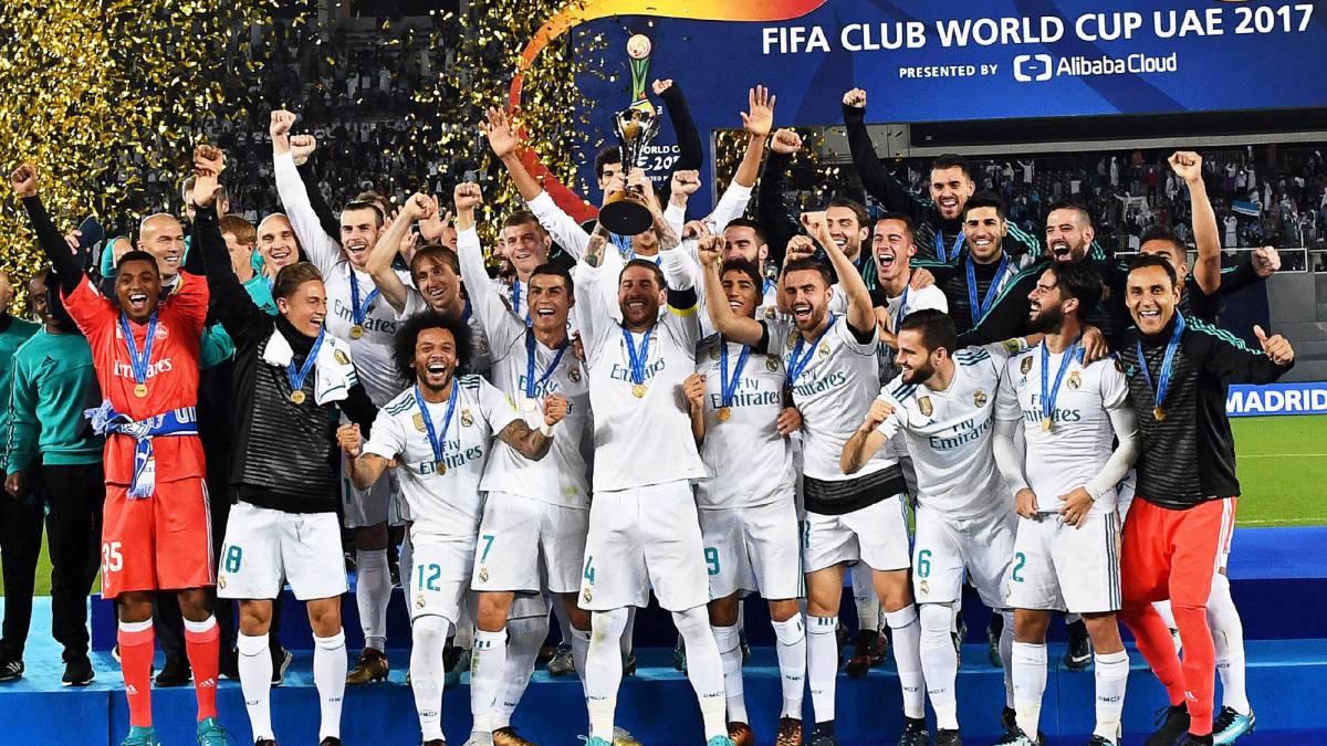 El Real Madrid en el Mundial de Clubes 2017