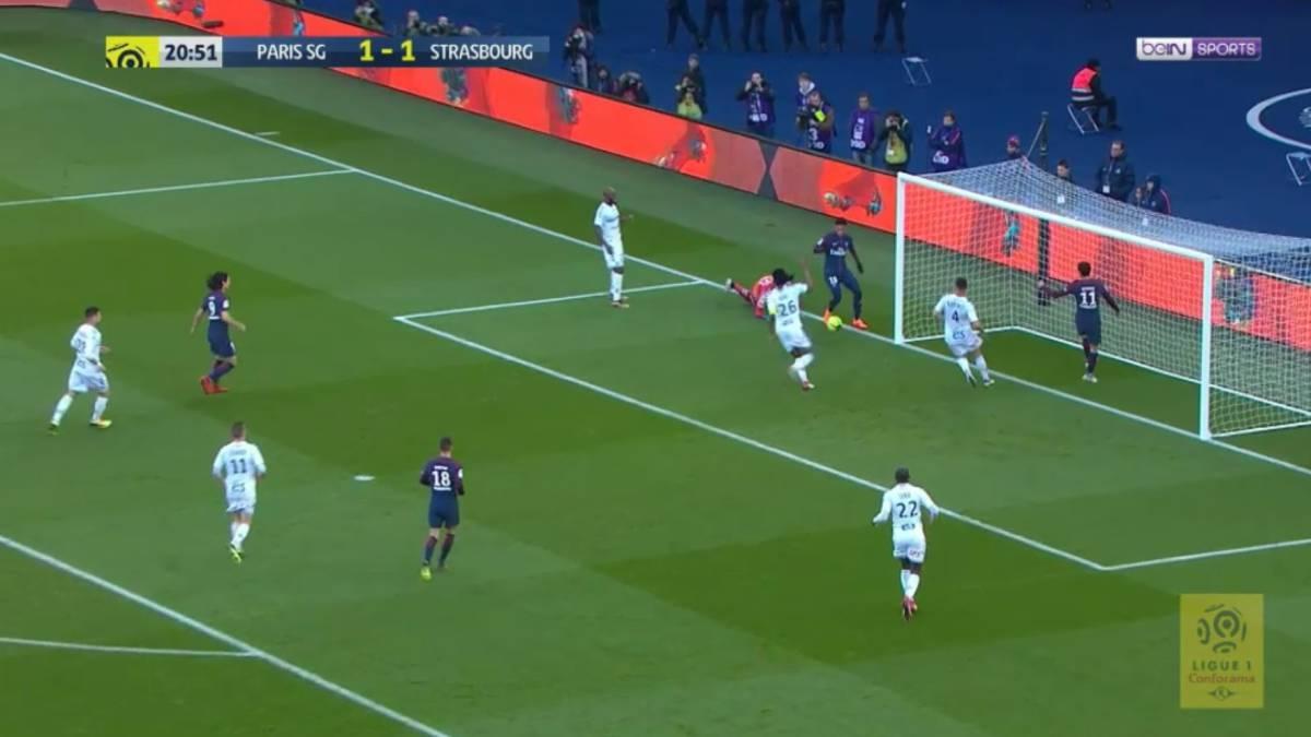 297fe9bcb59e5 Vídeo  Está a otro nivel y juega a otra cosa  el gol de Neymar ...