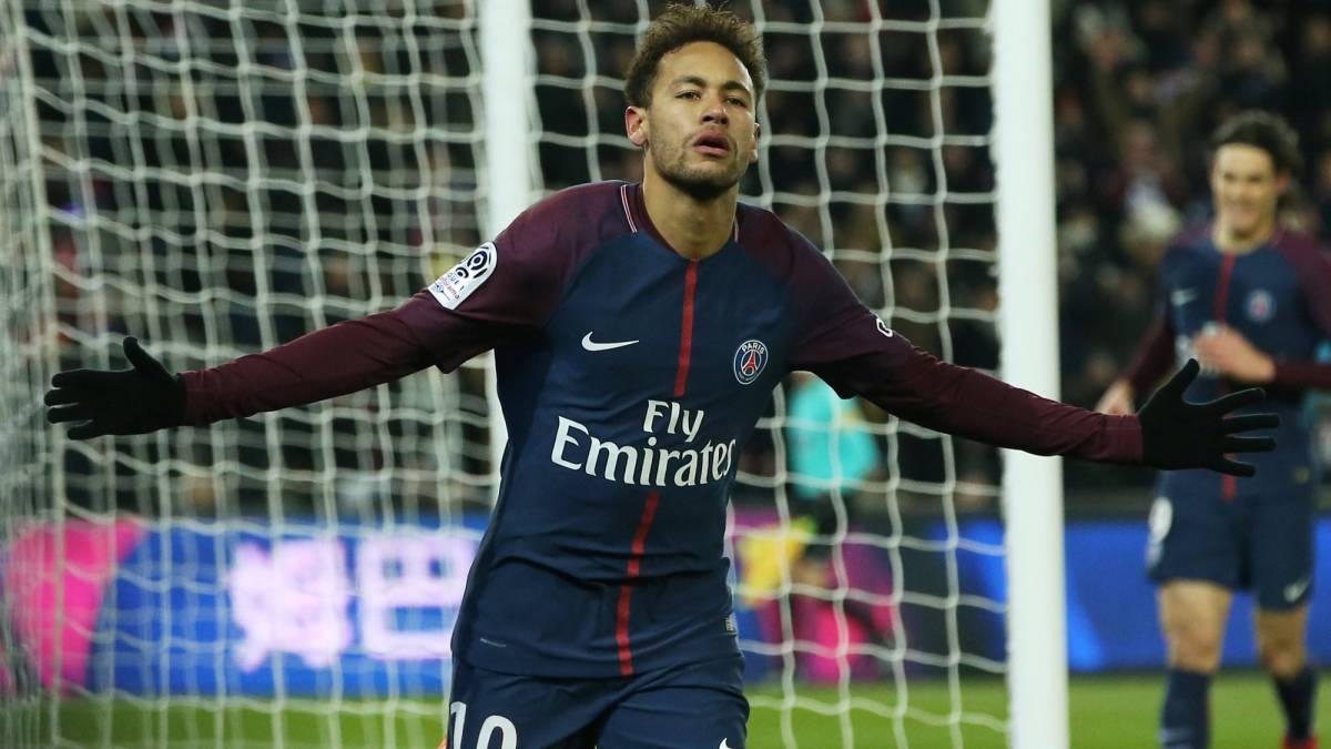 Los 5 mejores goles de Neymar con el PSG