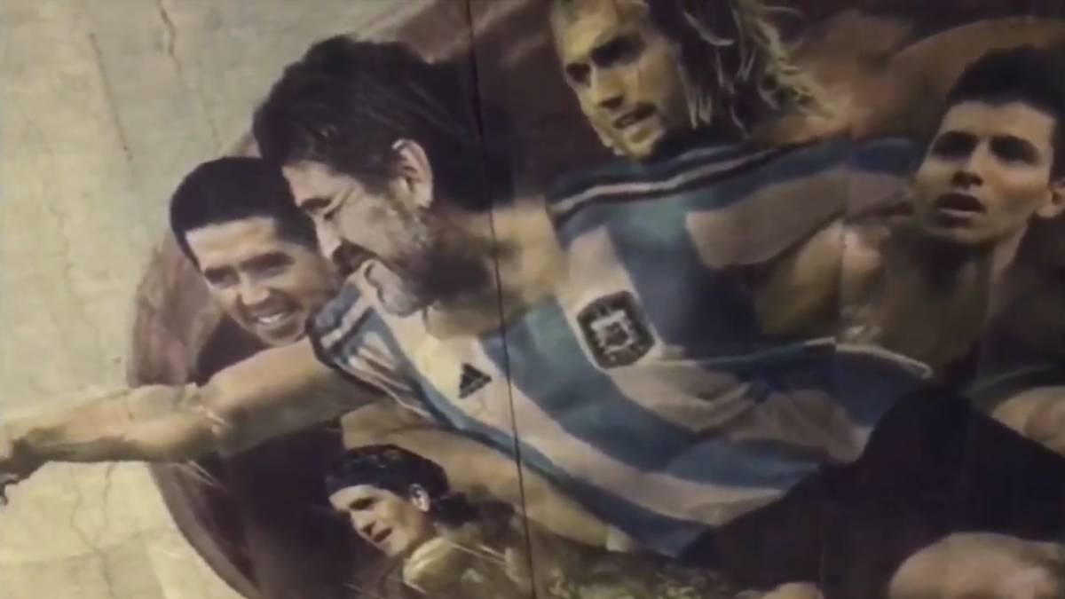 En Esto Son ãºnicos El Vãdeo Motivacional De Argentina Para El Mundial