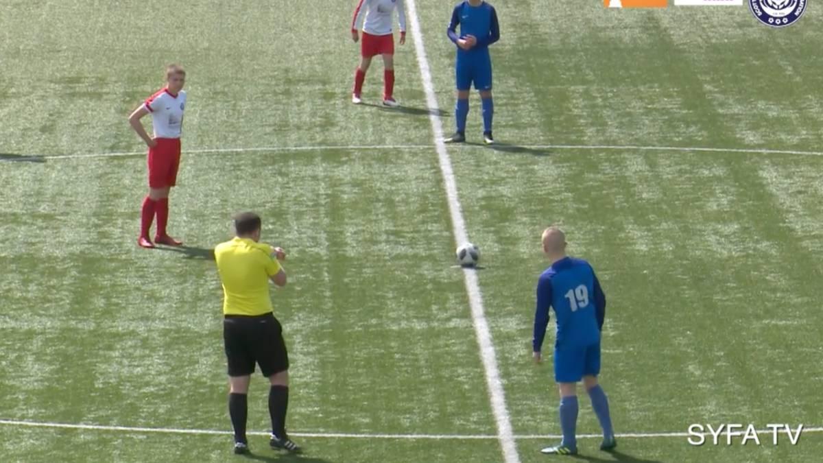 Vídeo | Desde ya este es el gol más rápido de la historia del fútbol ...