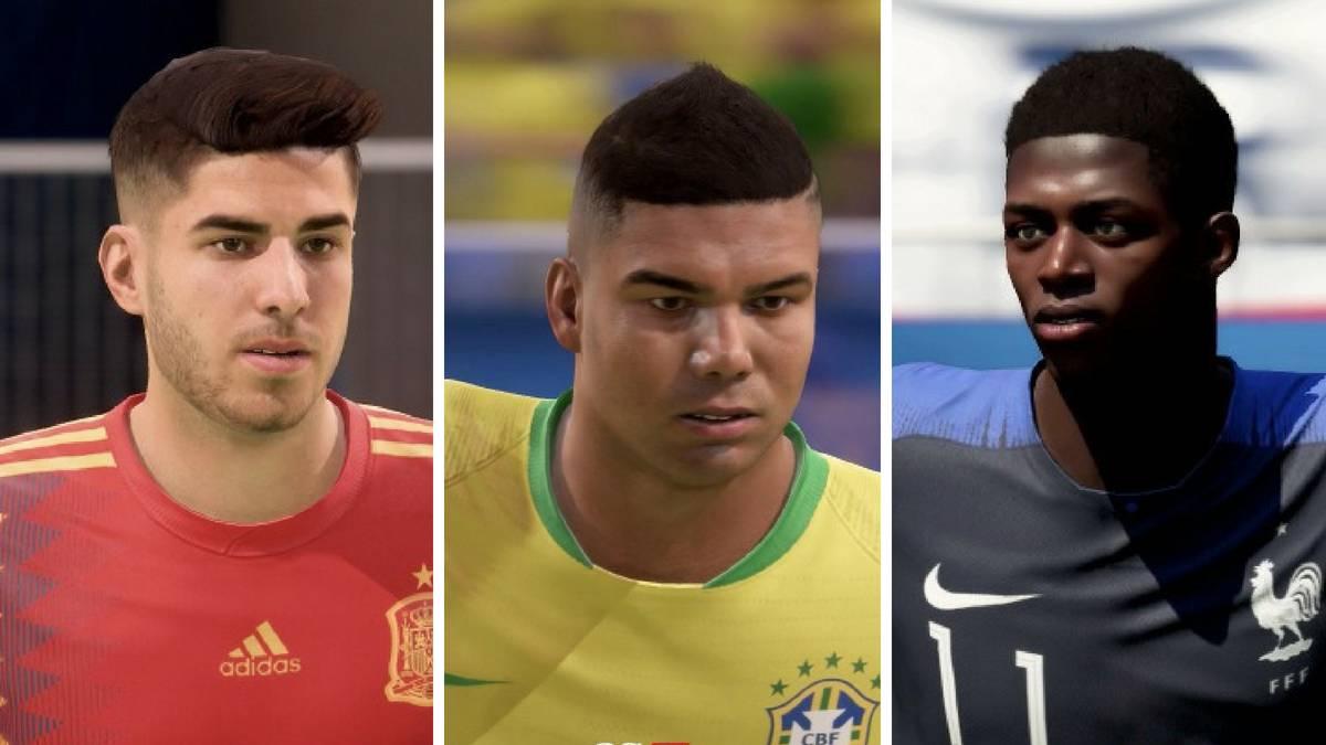 Vídeo | De Asensio a Dembelé: nuevas \'caras\' del FIFA18 en el ...
