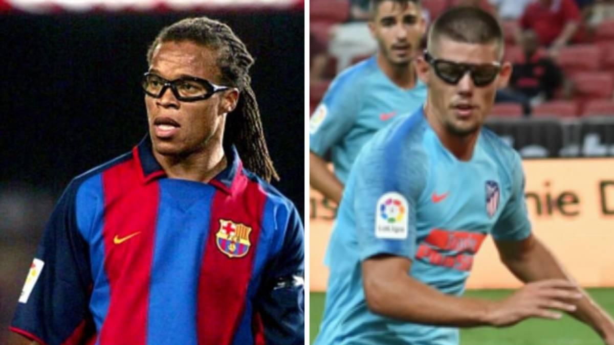 6fc27ee832 Vídeo: De Davids a Montero: las gafas protectoras en el fútbol - AS.com