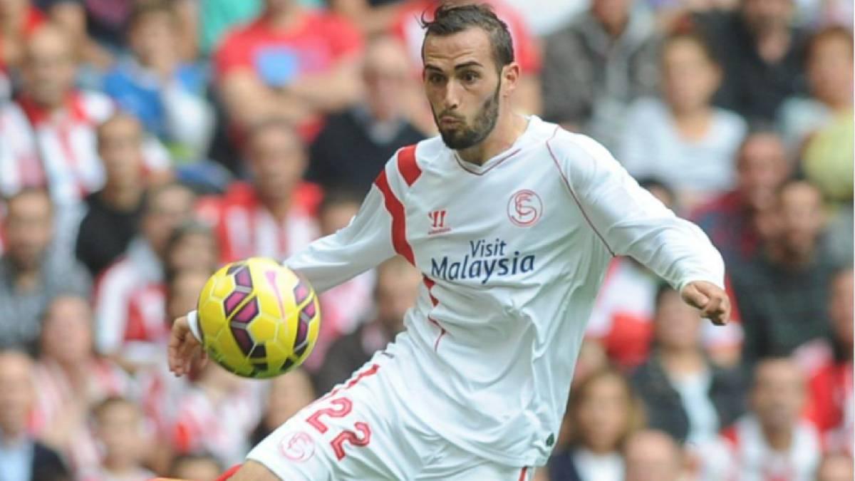 Camiseta Sevilla FC Aleix Vidal