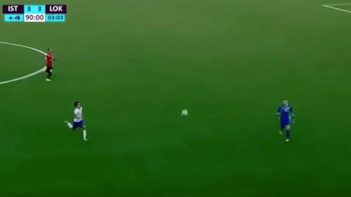 Vídeo  De Karius a Yashin en la misma jugada  increíble lo que le sucedió a  este portero en el 94  - AS.com 672a9acc49b5e