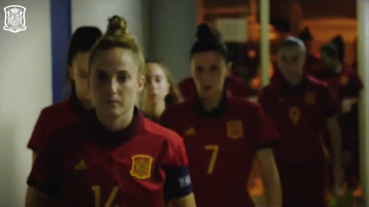 Vídeo Impresionante El Vídeo Motivacional De La Selección