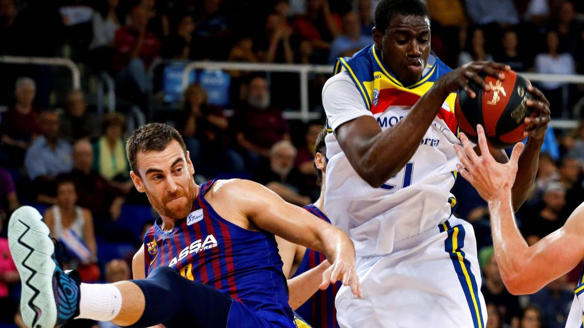 Resumen del Barcelona-Morabanc Andorra de la ACB - AS.com 8526acaacbbef